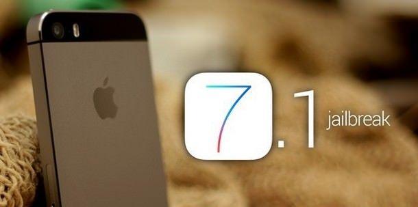 джейлбрейка iOS 7.1