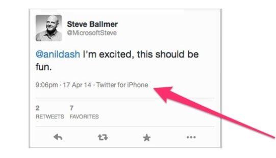 Стив Балмер iPhone