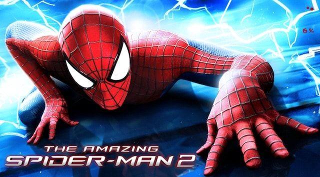 Игра Новый Человек-паук 2 для iPhone и iPad