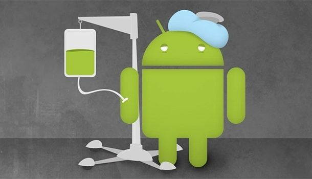 Вирусы под Android