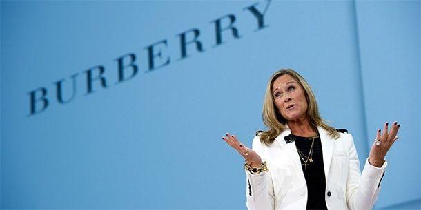 Angela Ahrendts перейдет из Burberry в Apple