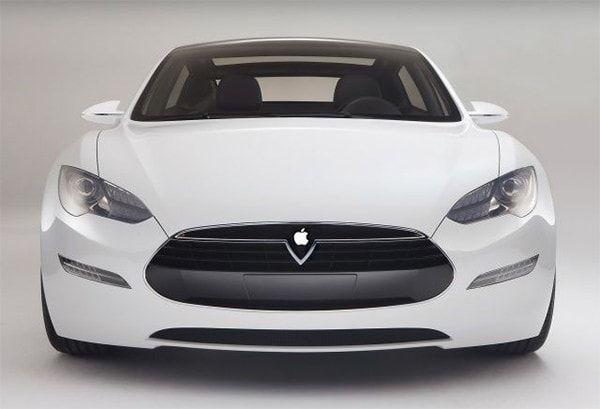 Apple могла бы выпускать автомобили