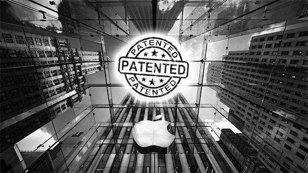 Apple обновила список патентов