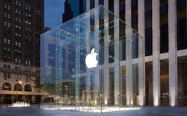 Apple самый богаты бренд