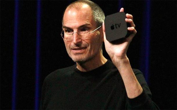 Стив Джобс и Apple TV