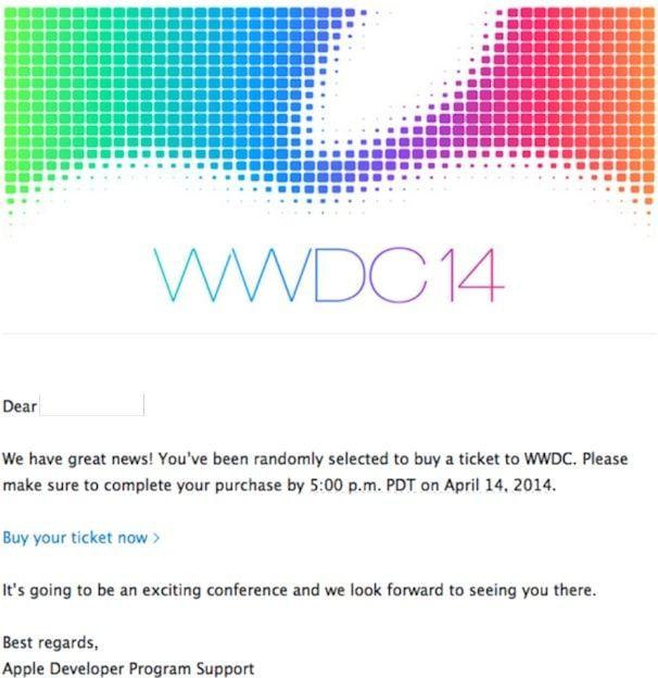 apple developer wwdc