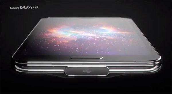Черный Samsung Galaxy S5