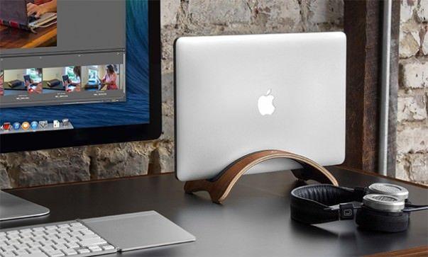 BookArc mod для Mac на столе