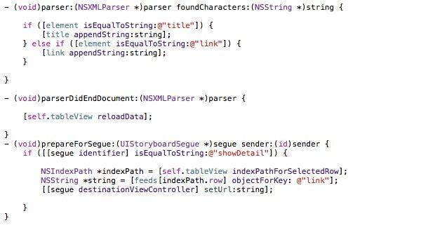 Код парсера часть 2