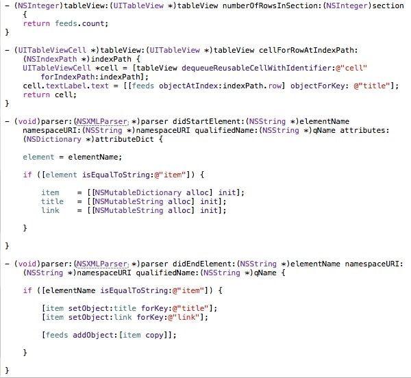 Код парсера часть 1