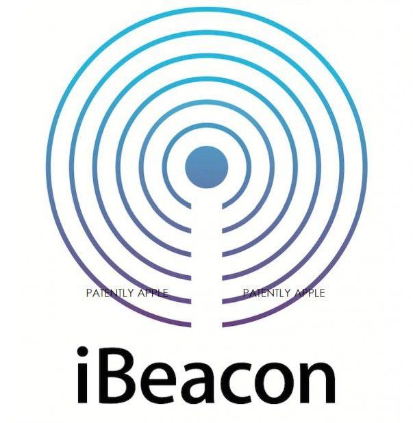 Цветная иконка iBeacon
