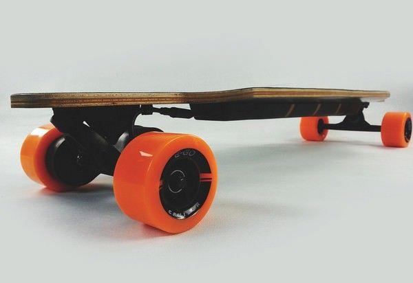 Электрический скейтборд E-GO Cruiser