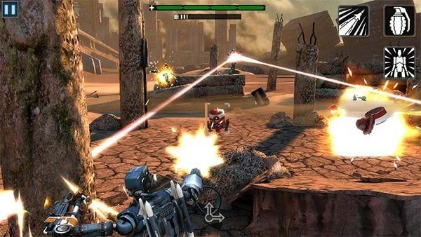 Epoch 2 геймплей