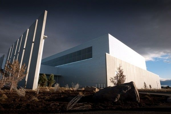 Гидроэлектростанция Apple
