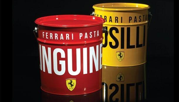 Макароны Ferrari