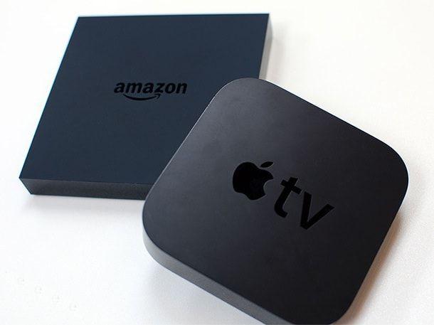 Fire TV и Apple TV