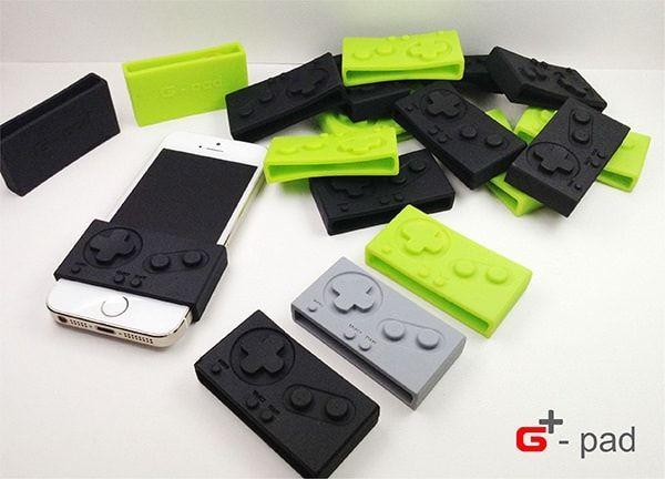 Цветовые решения G-Pad