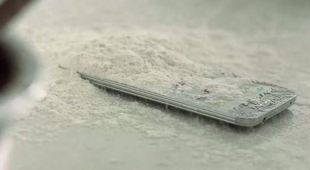 Новый проморолик Galaxy S5