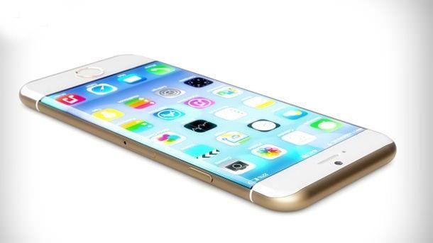 Концепт iPhone 6 от Мартина Хайека