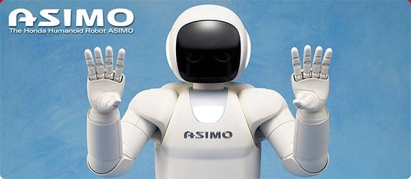 Робот Asimo от Honda