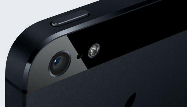 кнопку питания iPhone 5