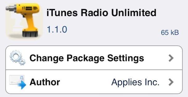 Возможность бесконечной перемотки треков в iTunes Radio