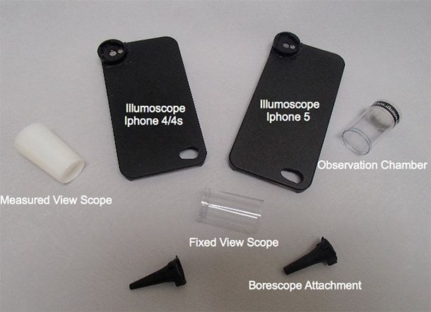 Комплект illumoscope