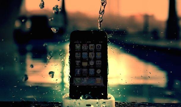 влагооталкивающий спрей для iPhone