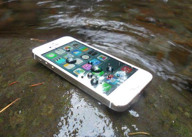 impervious влагооталкивающий спрей для iPhone