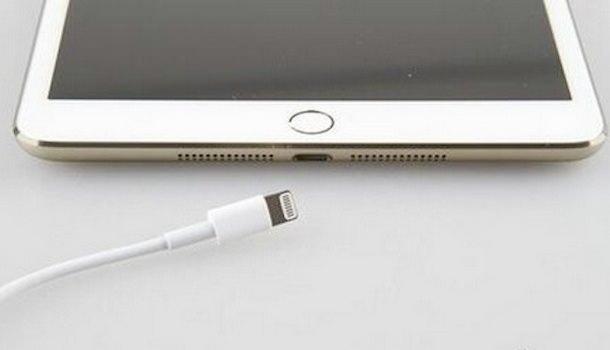 Touch ID на iPad