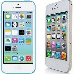 60% покупателей iPhone 4s и iPhone 5c - бывшие пользователи Android