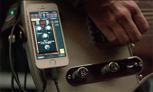 Реклама iPhone 5s