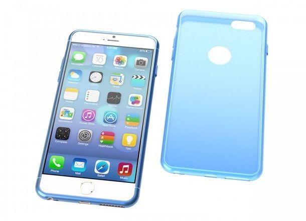 iPhone 6 и Чехол