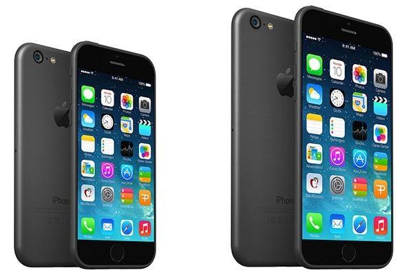 Рендеры iPhone 6
