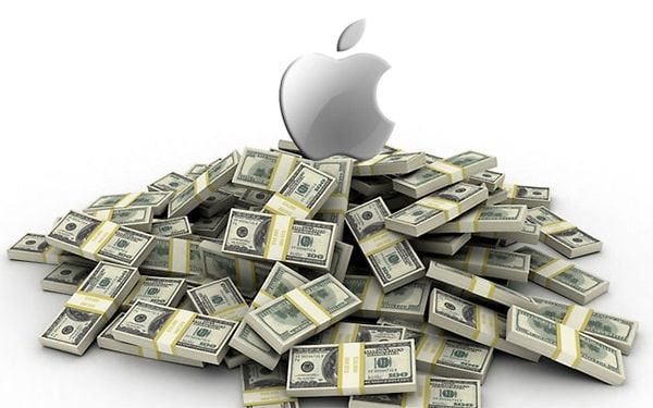 Apple самая богатая IT компания