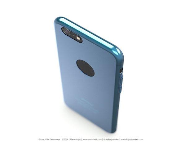 чехол для iPhone 6 концепт