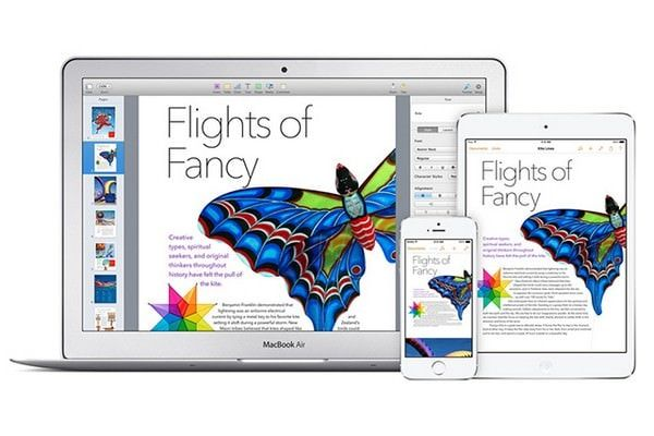 Apple обновила приложения iWork