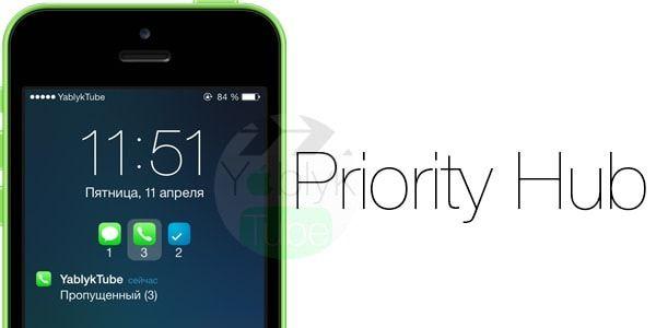 Priority Hub
