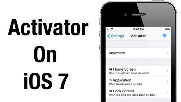 Обновленный Activator