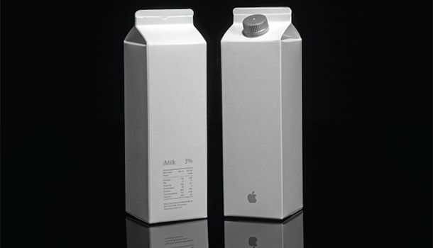 Молоко Apple