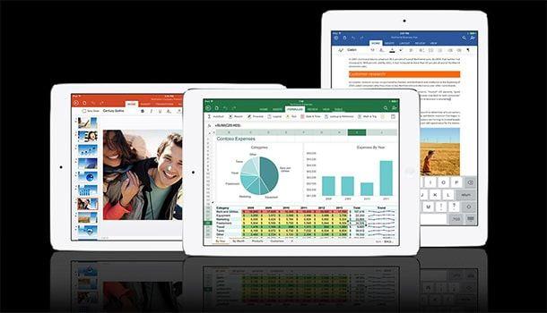 Microsoft Office для iPad