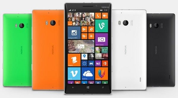 Nokia Lumia 930, 635 и 635
