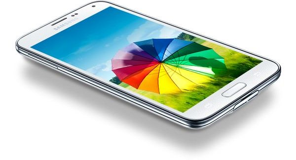 Дисплей Galaxy S5