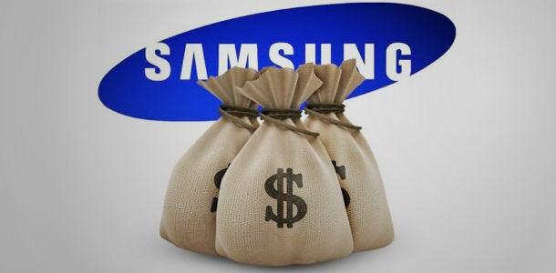 Samsung в первом квартале 2014