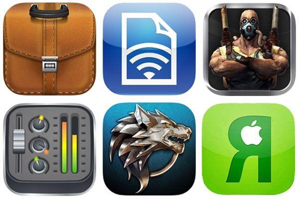 Скидки в App Store 02.04.14