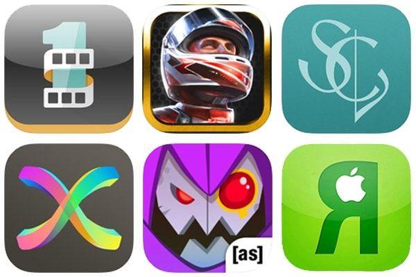 Скидки в App Store 03.04.14