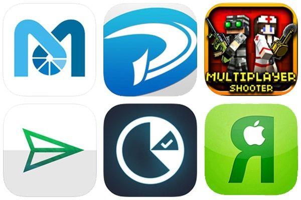 Скидки в App Store на 05.04.14