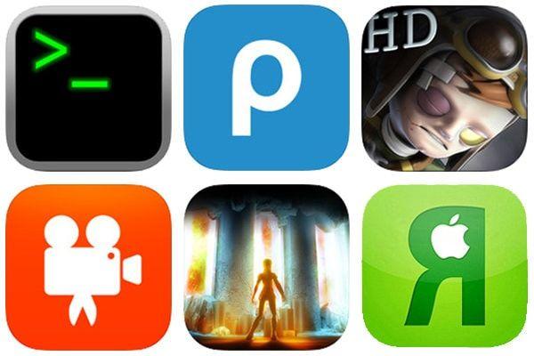 Скидки в App Store на 07.04.14