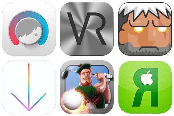 Скидки в App Store на 09.04.14
