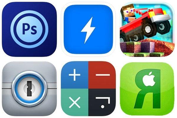 Скидки в App Store на 11.04.14